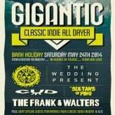 Gigantic Classic Indie All Dayer