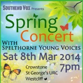 Spring Concert with Spelthorne Young Voices