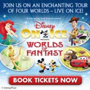 Disney On Ice presents Worlds of Fantasy Tickets image