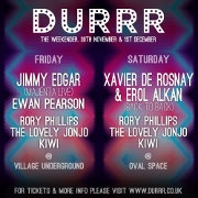 DURRR Tickets image