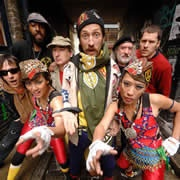 Gogol Bordello Tickets image