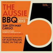 The Aussie BBQ 2013 Tickets image