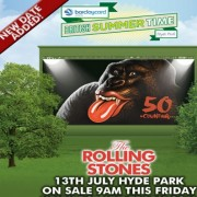 The Rolling Stones Tickets image